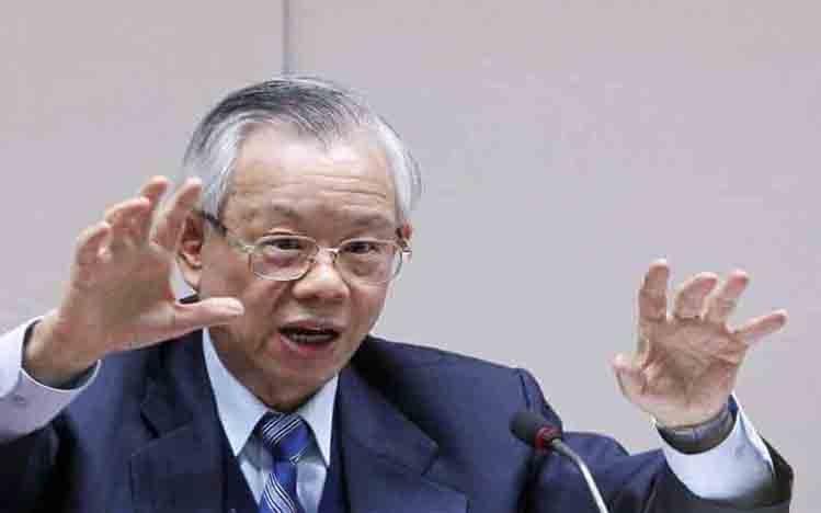 Kepala Bank Sentral Taiwan