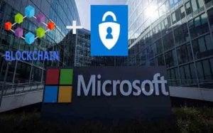 Microsoft menggunakan Blockchain