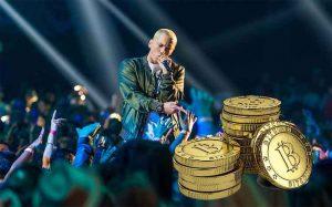 Eminem menyebutkan bitcoin