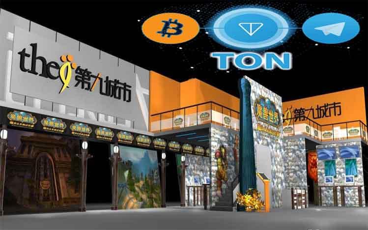 perusahaan Cina The9