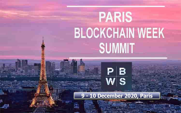 Paris Blockchain Week Summit PBWS