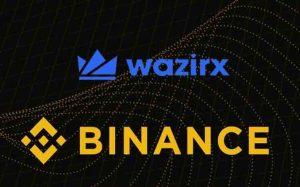 Penjualan Token WazirX