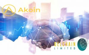 Infrastruktur keuangan blockchain