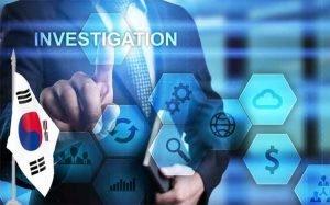 Korean Crypto Exchanges Investigation
