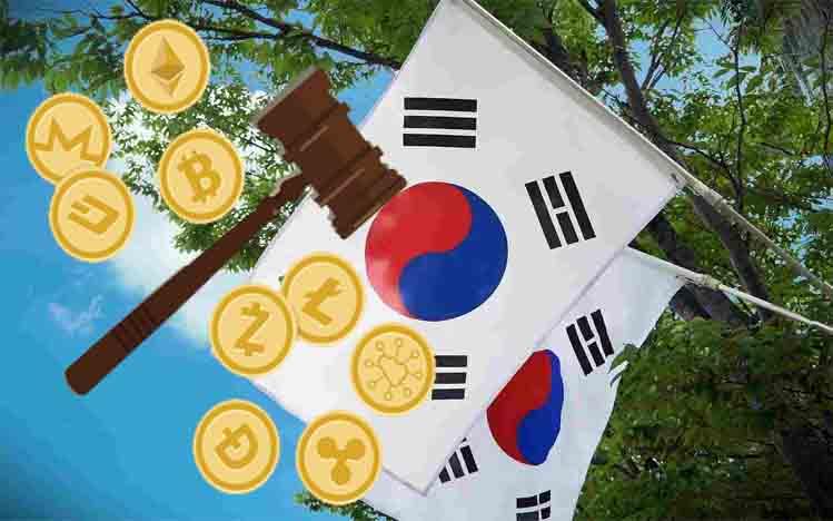 bitcoin tak lagi ilegal di Korea Selatan