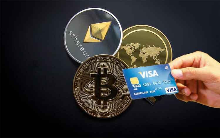 crypto exchange dan kartu visa