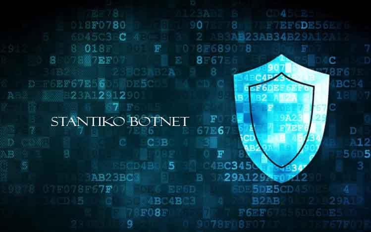 crypto mining stantiko botnet