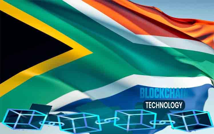 teknologi Blockchain Afrika Selatan