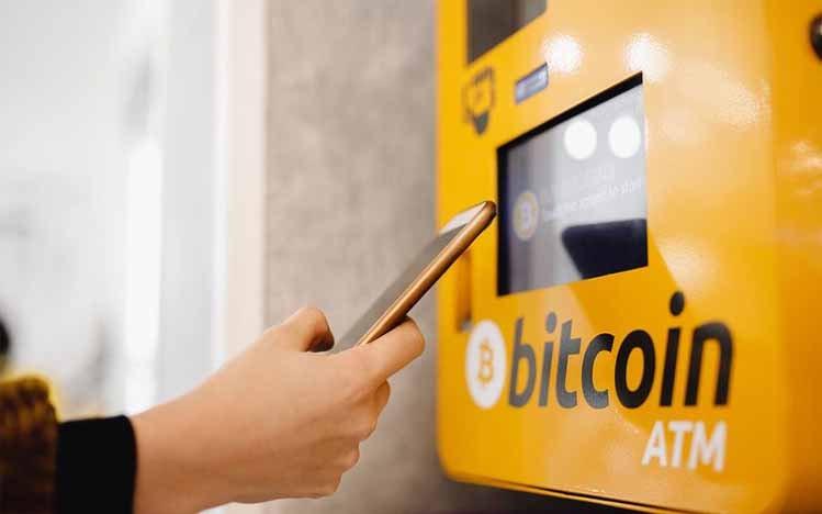 Pertumbuhan ATM Bitcoin