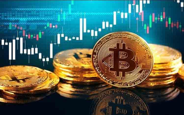 bitcoin bullish 4-mingguan