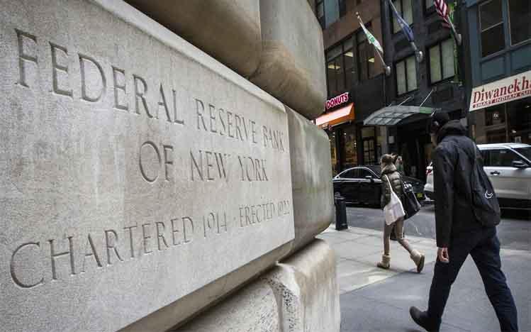 Federal Reserve Bank AS Ingin Tingkatkan Inflasi