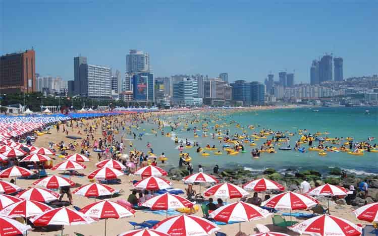 Pantai di Korea Selatan Gunakan Pembayaran BTC dan ETH