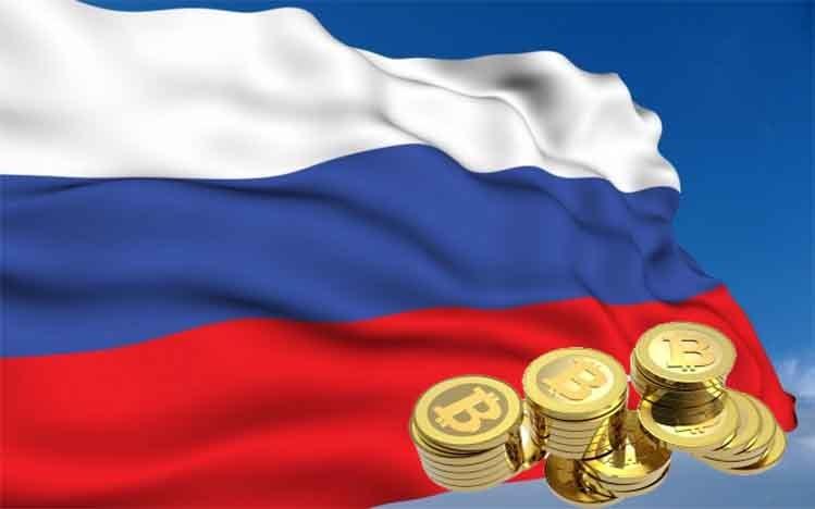 Rusia Larang Gunakan Bitcoin