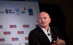 CEO Galaxy Digital jelang pemilihan presiden Amerika