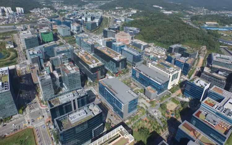 teknologi blockchain di Seongnam