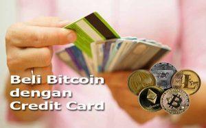Beli Bitcoin dengan Kartu Kredit