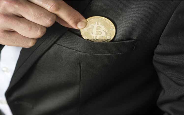 Terima Suap Bitcoin