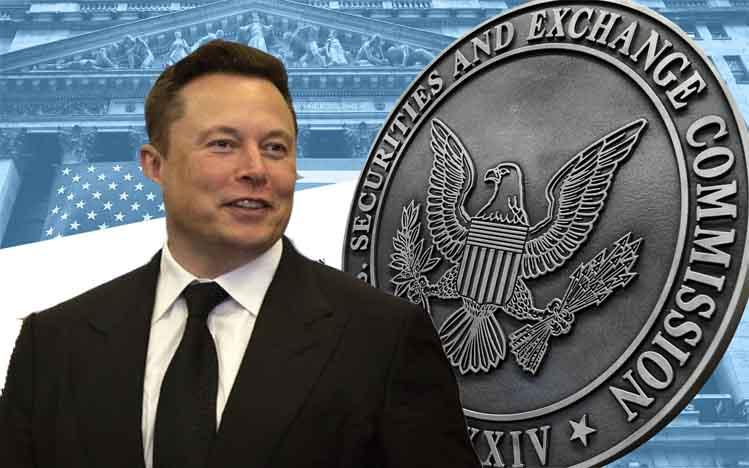 Elon Musk Jalani Investigasi SEC