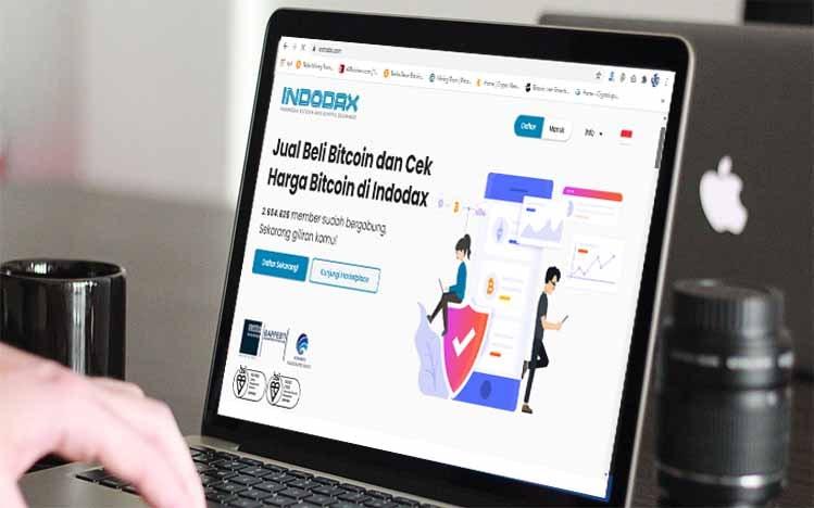 Langkah Mudah Daftar Indodax