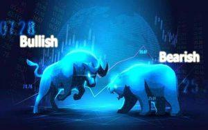 Bullish dan Bearish 2 Kondisi Pasar Kripto
