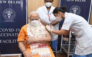 Bantuan Covid untuk India