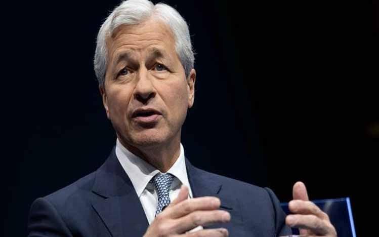 Bos JP Morgan Jamie Dimon Tegaskan Permasalahan Dalam Mata Uang Kripto