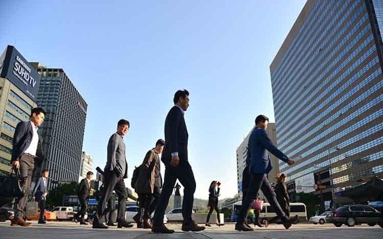Karyawan Perusahaan Besar Korea Selatan untung besar dari kripto
