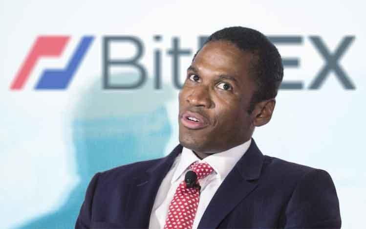 Mantan CEO Bitmex menyerahkan diri
