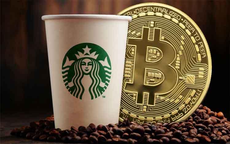 Starbucks Sediakan Pembayaran via Bitcoin