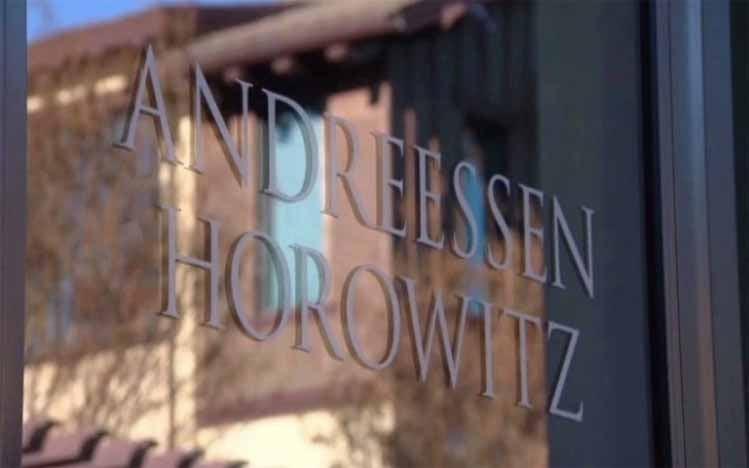VC Andreessen Horowitz Investasi Cryptocurrency
