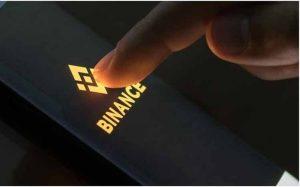 Pertukaran mata uang kripto Binance