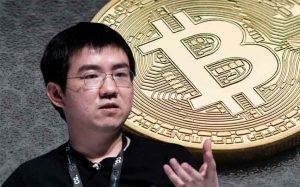 Jihan Wu Industri Cryptocurency