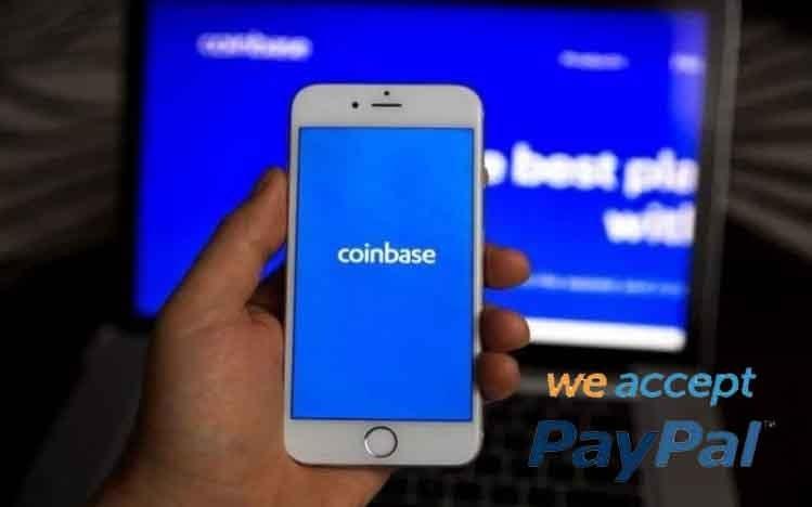 Coinbase Gandeng PayPal untuk Transaksi Cryptocurrency