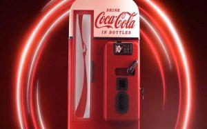 Coca-Cola Terbitkan NFT