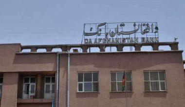 Bank Sentral Afghanistan