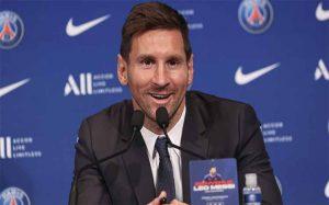 Lionel Messi dibayar dengan mata uang kripto