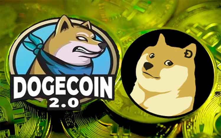 Dogecoin tuntut Dogecoin 2.0