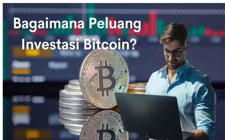 Peluang dan Resiko investasi bitcoin