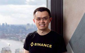 Siapa Changpeng Zhao CEO Binance